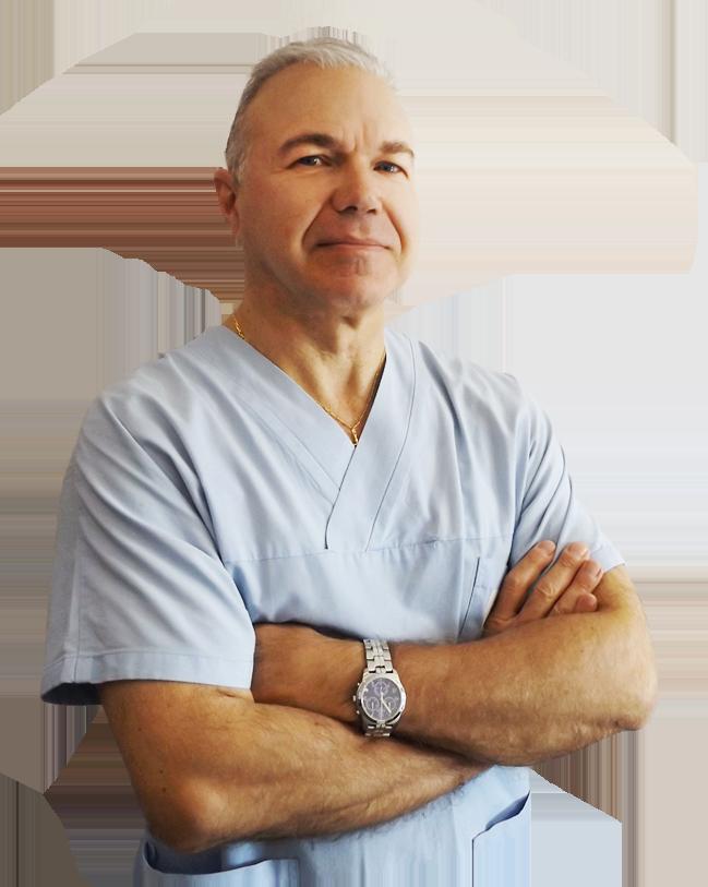 Antonio Ravazzolo - chirurgo plastico a Pescara